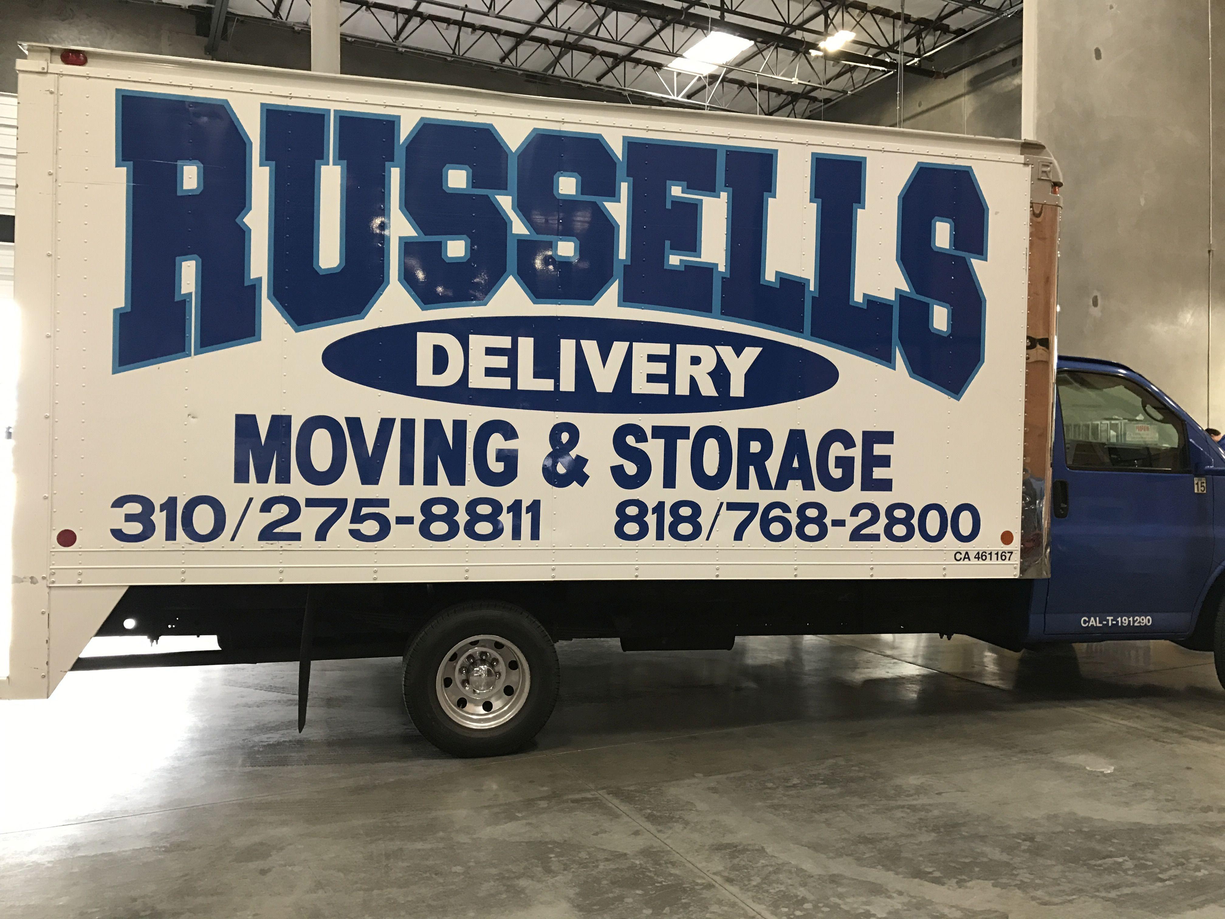 Moving And Storage Van Nuys