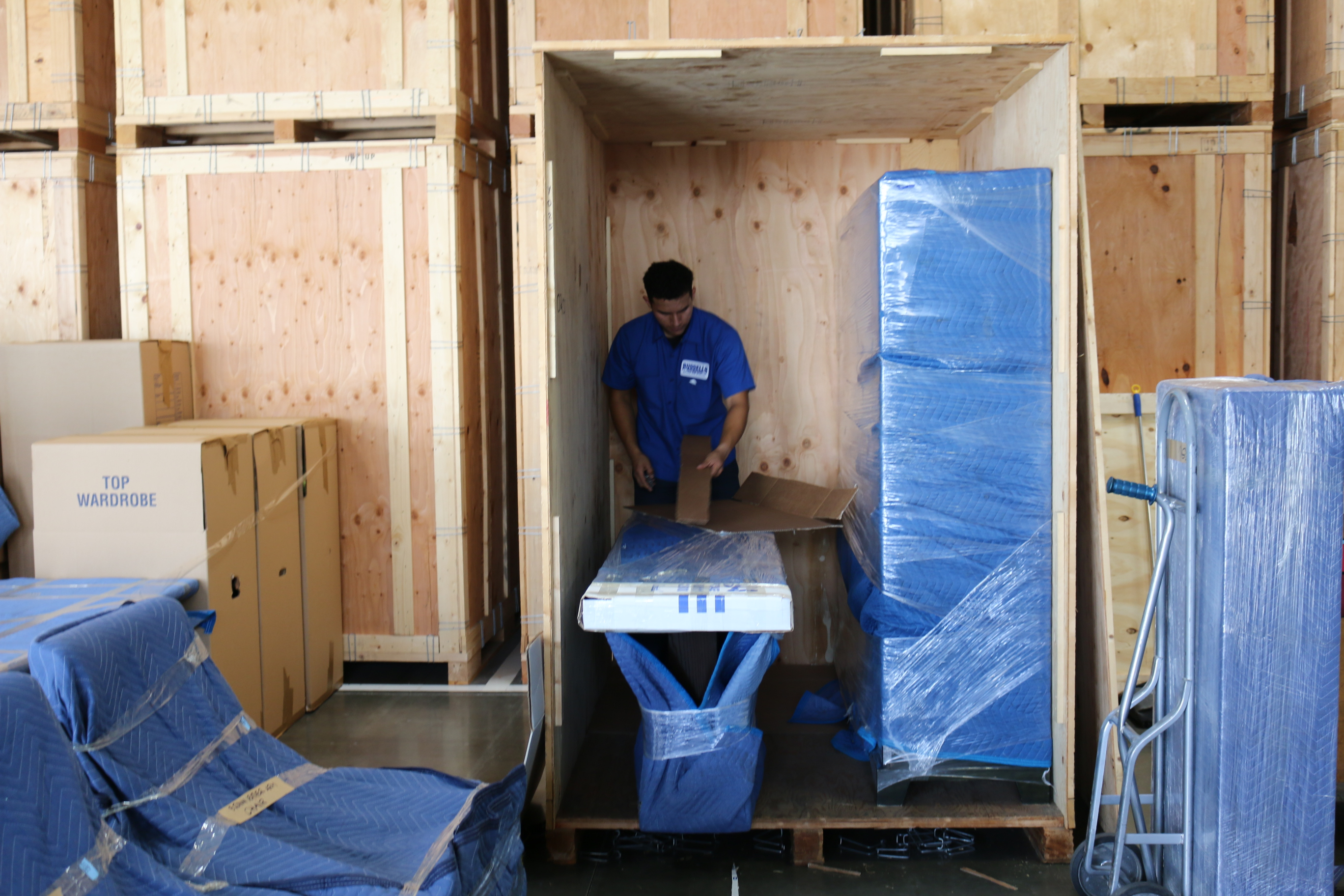 Best Moving and Storage Company in Westlake Village