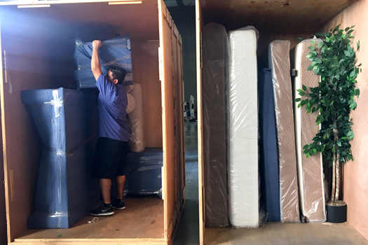 Pasadena moving and storage